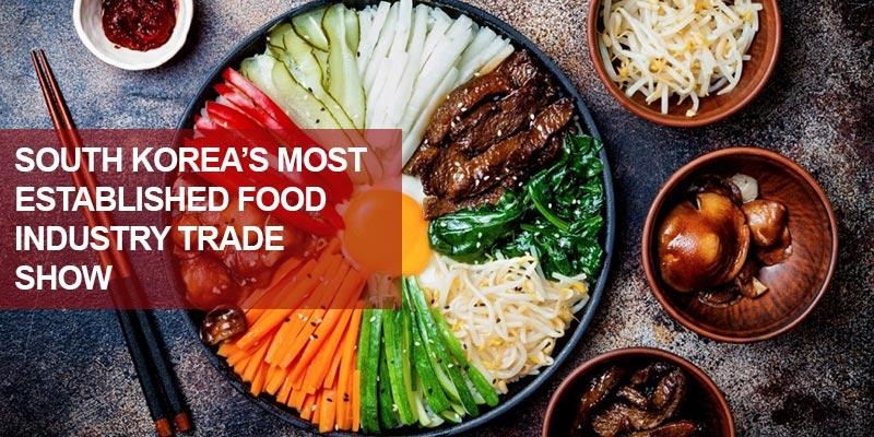 نمايشگاه بين المللی مواد غذايی کره 2019