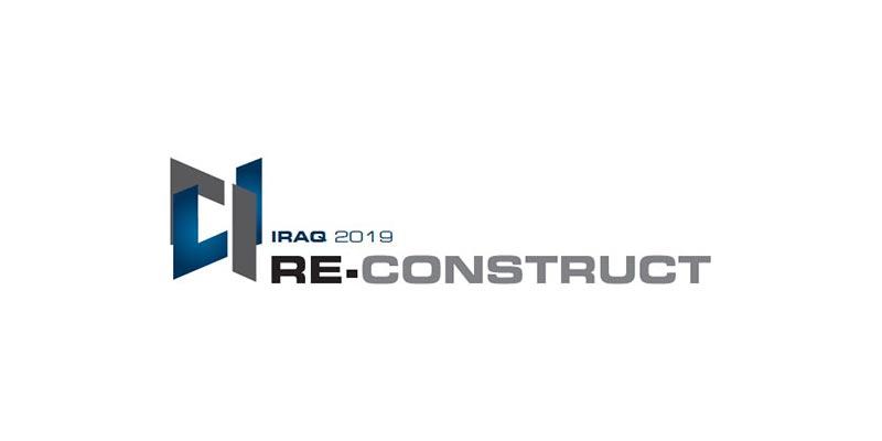 سومين نمايشگاه بين المللي تخصصی بازسازی عراق / اردبيل  2019