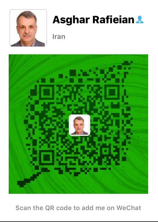 QR Code We chat
